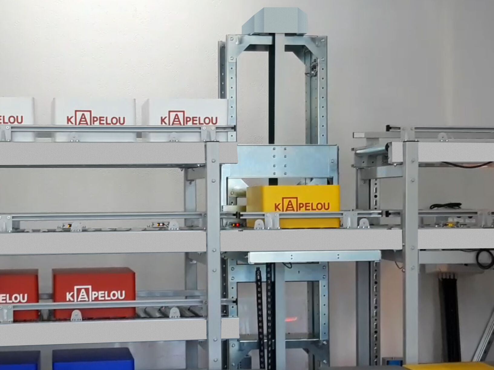 vertical conveyor ILS